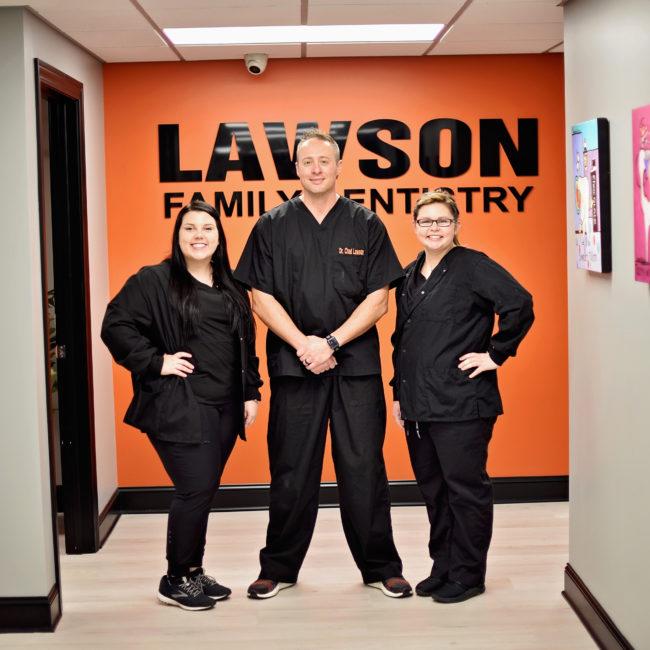 Lawson Family Dentistry Team Members